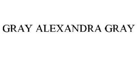 GRAY ALEXANDRA GRAY