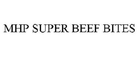 MHP SUPER BEEF BITES