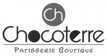 CH CHOCOTERRE PATISSERIE BOUTIQUE