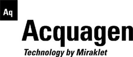 AQ ACQUAGEN TECHNOLOGY BY MIRAKLET