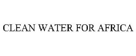 CLEAN WATER FOR AFRICA