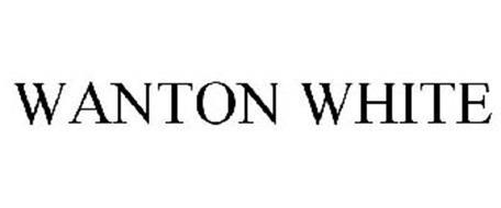 WANTON WHITE