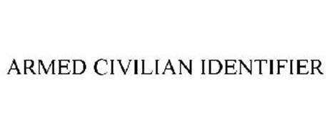 ARMED CIVILIAN IDENTIFIER