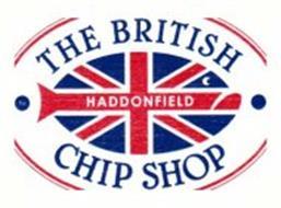 THE BRITISH CHIP SHOP HADDONFIELD