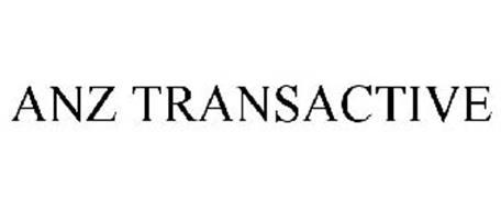 ANZ TRANSACTIVE
