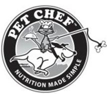 PET CHEF NUTRITION MADE SIMPLE