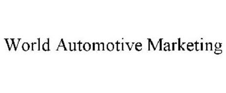 WORLD AUTOMOTIVE MARKETING