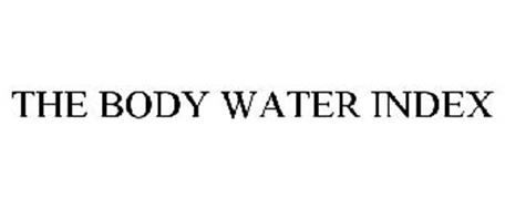 THE BODY WATER INDEX