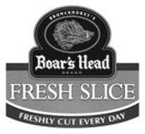BRUNCKHORST'S BOAR'S HEAD BRAND FRESH SLICE FRESHLY CUT EVERY DAY