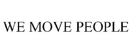 WE MOVE PEOPLE