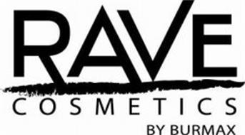 RAVE COSMETICS BY BURMAX
