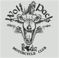 WOLFPACK RIDAZ MOTORCYCLE CLUB