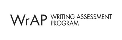 WRAP WRITING ASSESSMENT PROGRAM