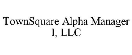 TOWNSQUARE ALPHA MANAGER I, LLC