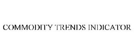 COMMODITY TRENDS INDICATOR