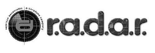 SEMICON ASSOCIATES A CERADYNE COMPANY R.A.D.A.R.  CD