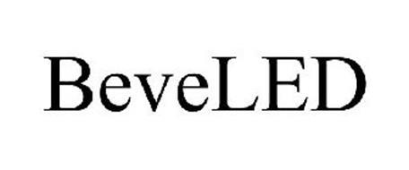 BEVELED