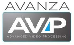 AVANZA AVP ADVANCED VIDEO PROCESSING