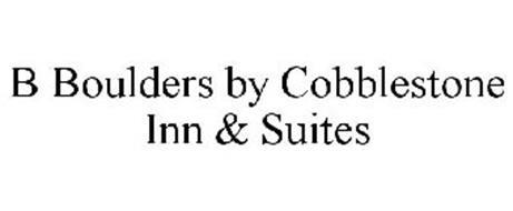 B BOULDERS BY COBBLESTONE INN & SUITES
