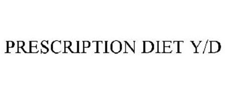 PRESCRIPTION DIET Y/D