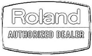ROLAND AUTHORIZED DEALER