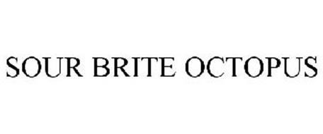 SOUR BRITE OCTOPUS