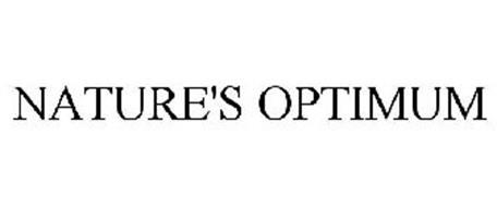 NATURE'S OPTIMUM