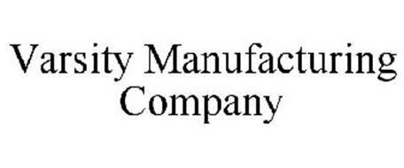VARSITY MANUFACTURING COMPANY