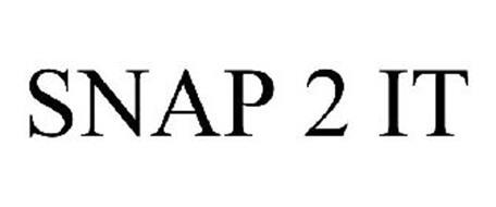 SNAP 2 IT