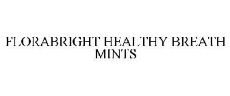 FLORABRIGHT HEALTHY BREATH MINTS