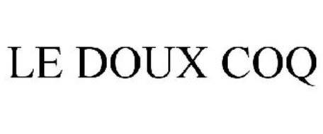 LE DOUX COQ