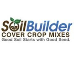 SOILBUILDER COVER CROP MIXES GOOD SOIL STARTS WITH GOOD SEED.