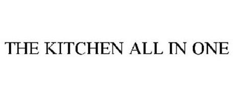 THE KITCHEN ALL IN ONE