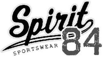 SPIRIT 84 SPORTSWEAR