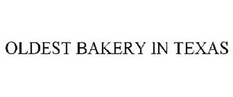 OLDEST BAKERY IN TEXAS