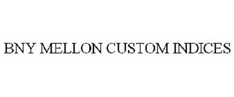 BNY MELLON CUSTOM INDICES
