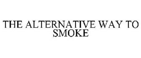 THE ALTERNATIVE WAY TO SMOKE