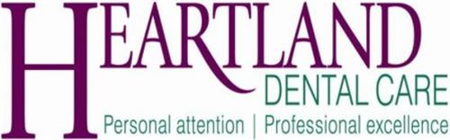 HEARTLAND DENTAL CARE PERSONAL ATTENTION   PROFESSIONAL EXCELLENCE