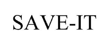 SAVE-IT
