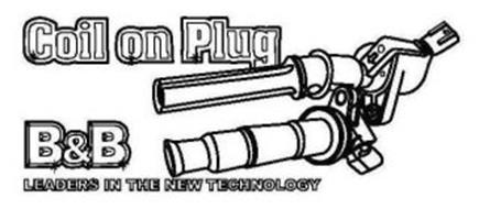 COIL ON PLUG B&B THE LEADERS IN THE NEWTECHNOLOGY
