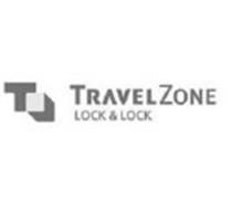 T TRAVEL ZONE LOCK & LOCK