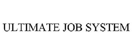 ULTIMATE JOB SYSTEM