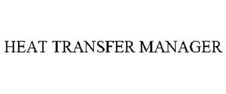 HEAT TRANSFER MANAGER