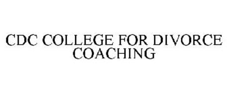 CDC COLLEGE FOR DIVORCE COACHING