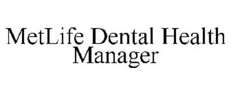 METLIFE DENTAL HEALTH MANAGER
