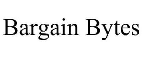 BARGAIN BYTES