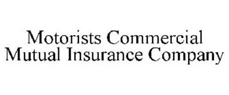 MOTORISTS COMMERCIAL MUTUAL INSURANCE COMPANY