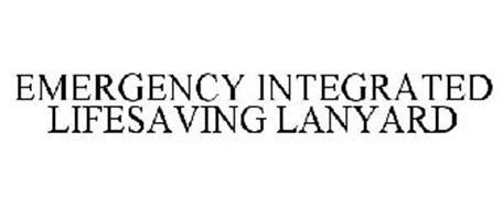 EMERGENCY INTEGRATED LIFESAVING LANYARD