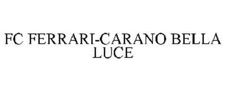 FC FERRARI-CARANO BELLA LUCE