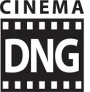 CINEMA DNG